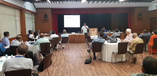 File photo from EFI's National Consultation held at YMCA, New Delhi on 27th & 28th June 2019.