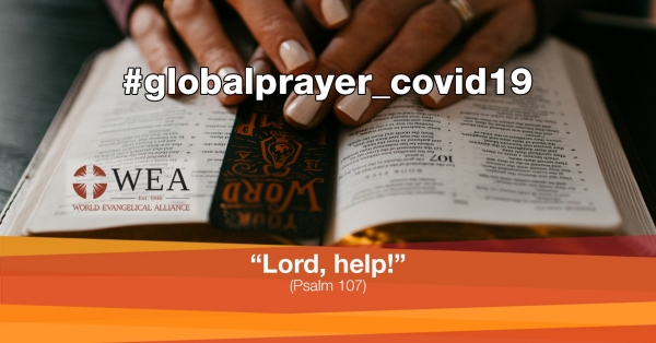 Global Day of Prayer and Fasting 2020